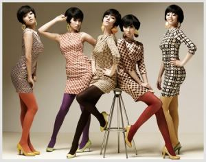 wondergirls-retro-fashion